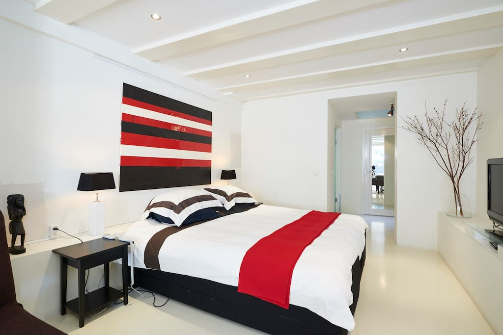canal luxe studio chambres d 39 h tes louer amsterdam noord holland pays bas. Black Bedroom Furniture Sets. Home Design Ideas