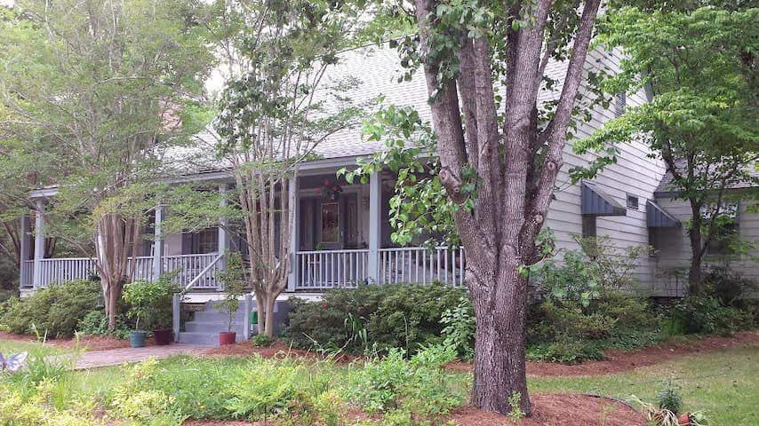 Short term S'ville Cottage Suite - Summerville - House