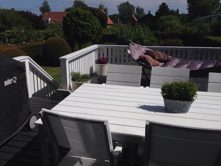 Cosy villa  close to CPH
