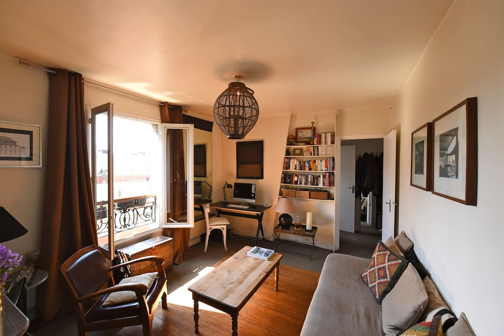 Paris Apartments For Rent With Air Conditioning
