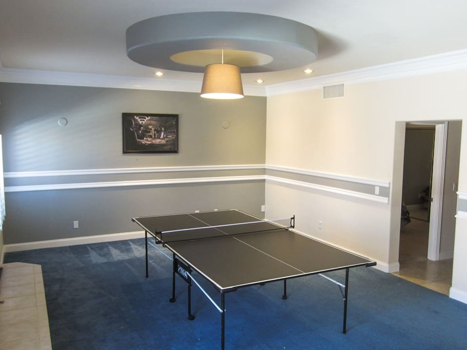 **Featured Photo** Ping Pong Table