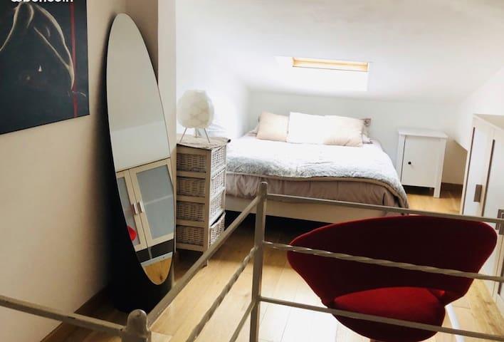 Chambre à louer dans maison sur Nice