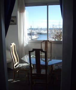2 pièces face mer près des plages - Vallauris - Apartamento