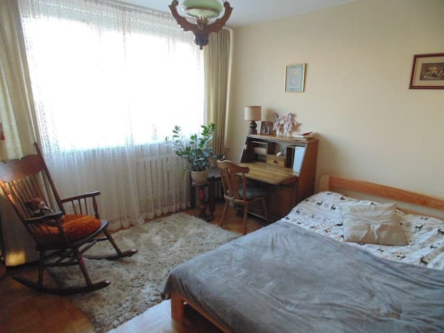 Private room in Bielany Warsaw - Warszawa - Apartment