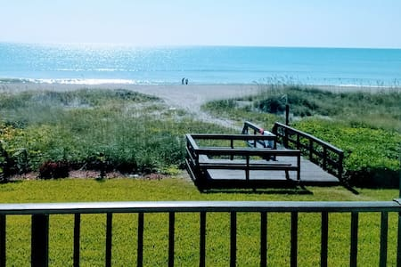 Beautiful Beach Condo with Ocean View  Cocoa Beach