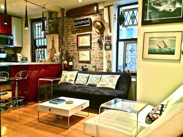East Village Oasis!  1Bd Apt