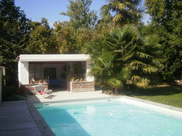 calme et verdure à 10' des remparts - Avignon - Apartment