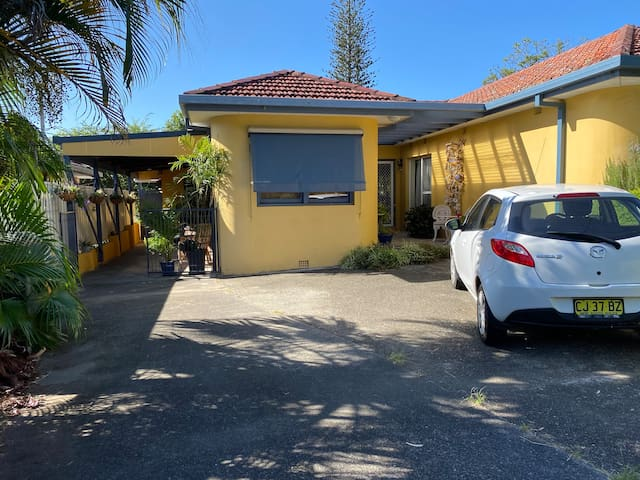 De la Salle Coffs City Central Hidden gem BNB