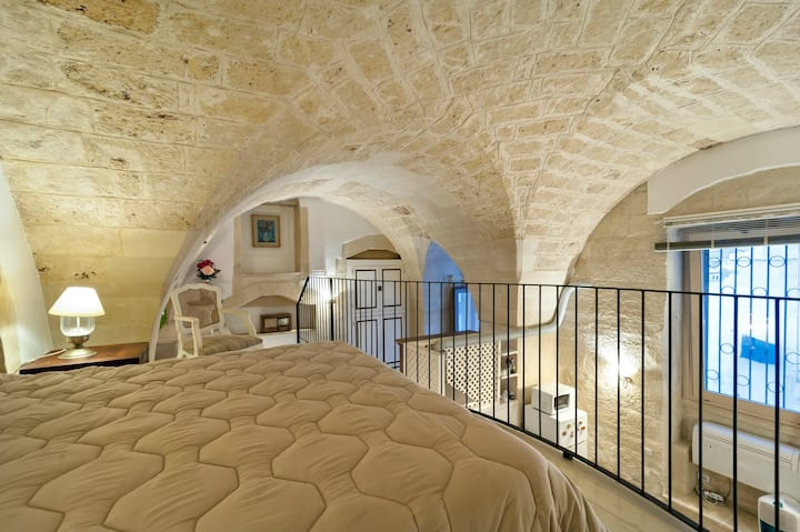 Suite dei Baroni, ancient mansion 1500@SITCase
