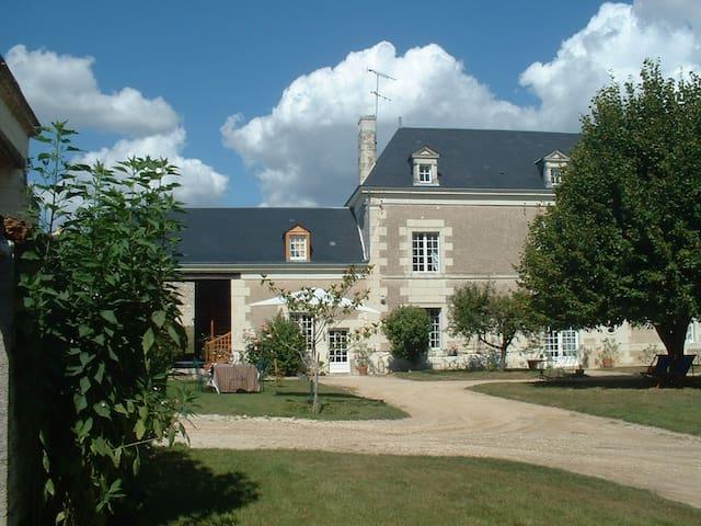 Le Studio du Clos de Ligré, proche Chinon - Ligré - Appartement