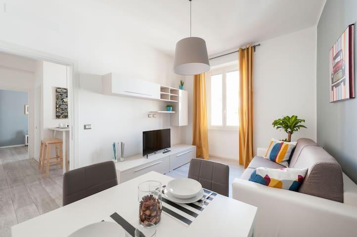 Appartamento moderno vicino al centro e collegato - Roma - Apartment