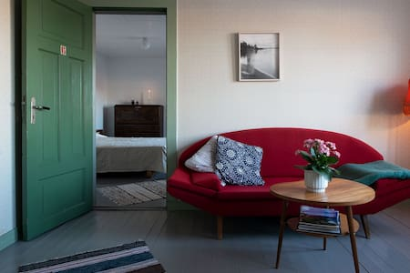 Apartment next to the seaside