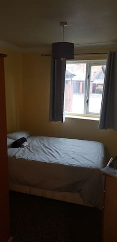 Double room at Media city