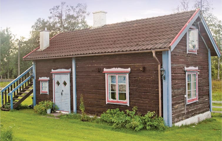 Holiday cottage with 2 bedrooms on 60m² in Mullsjö