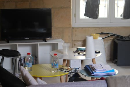 studio avec du cachet en hyper centre de caen - Apartment