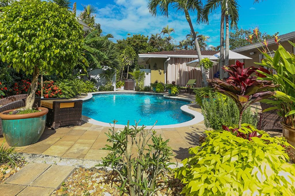 150 5 Star Ratings Private Cottage Wilton Manors