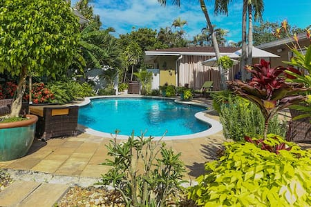 5 STAR/UPSCALE 3 RM COTTAGE IN WILTON MANORS - Wilton Manors - Bungalow