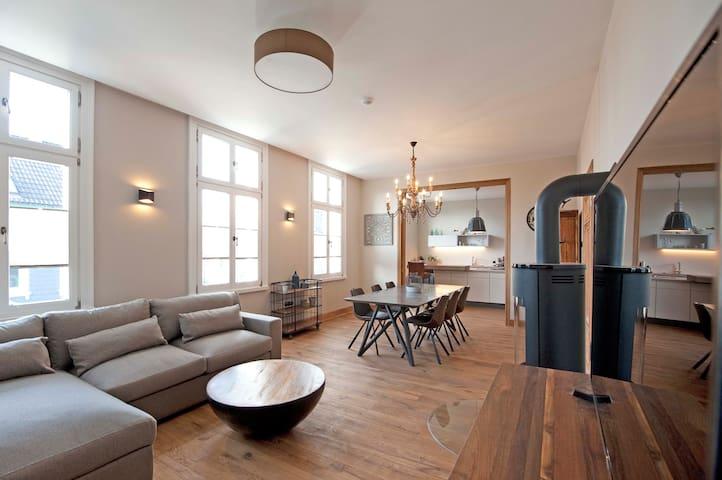 """Luxus-Wohnung """"Stachelhausen"""" - Remscheid - Daire"""
