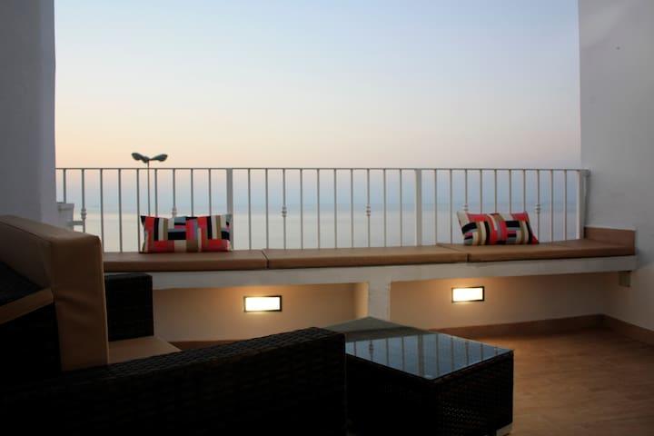 Terracielo Home, casa vista mare con terrazza