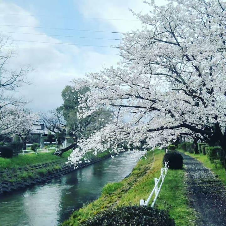 新开张!日式独栋别墅,位于佐贺站附近
