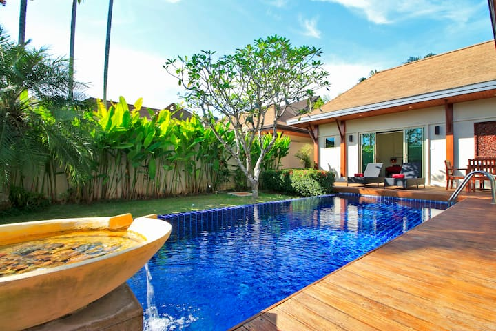 Fabulous Boutique Villa, The Niche, 2 bedrooms