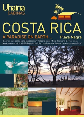 Cabinas Playa Negra Bed & Breakfast