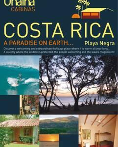 Cabinas Playa Negra Bed & Breakfast - Los Pargos - Bed & Breakfast