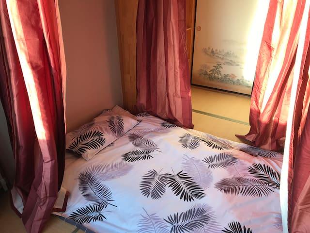 14号线 女生房 欢乐谷 北工大  798 大望路 北海 南锣鼓巷 交通便利的舒适床位