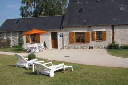 gite Le Moulin Brûlé - Bougy-lez-Neuville - 独立屋