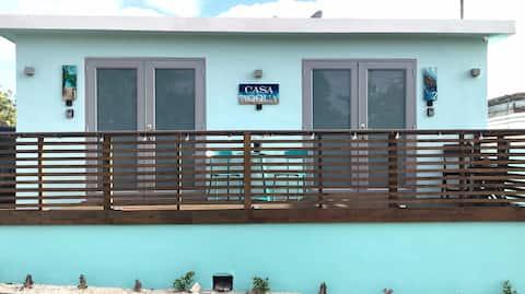 NEW! Casa Aqqua Apt. #2 Playa Zoní Culebra, PR