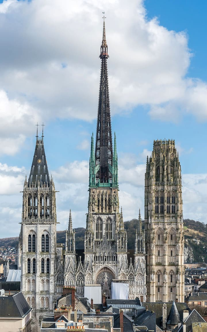 Cathedral Notre-Dame  of Rouen