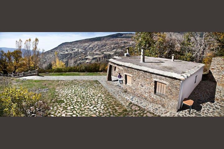 Cortijo Las Melguillas - Capileira - Casa