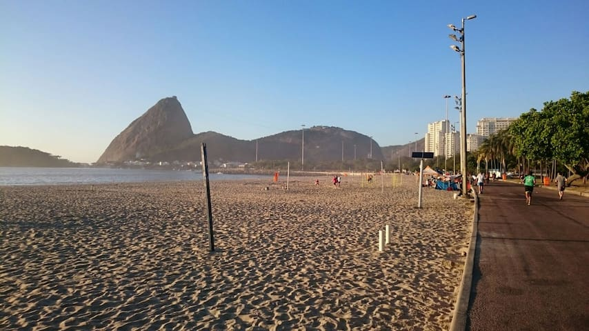 Para dormir no Flamengo