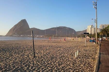 Para dormir no Flamengo - Rio de Janeiro