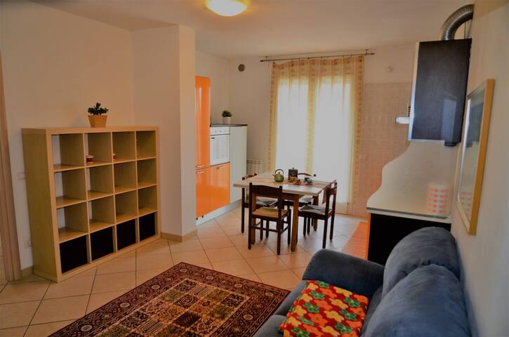 Elegant and cheap apartment in Santa Maria di Sala