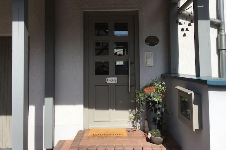 Ruhige gemütliche Wohnung in Lauterbach-Maar