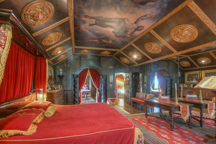 Castle of Lady Shannon monthly rental