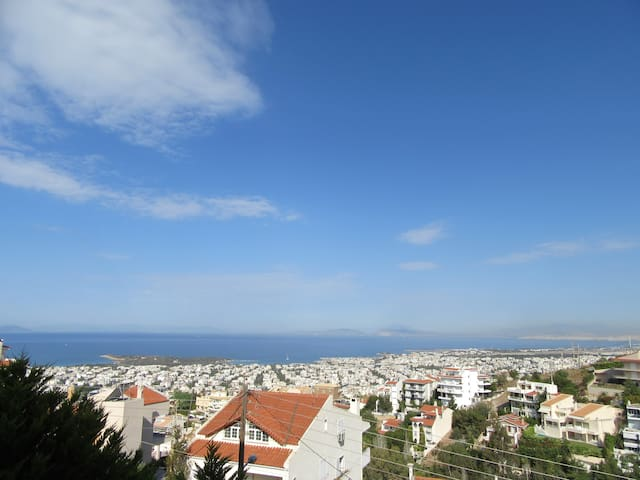 Sea view Luxury Maisonette - Voula - House