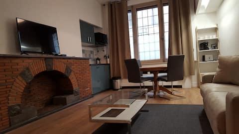 Studio 28m2 hyper downtown Lille