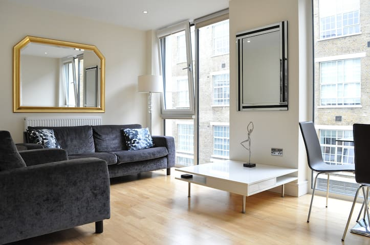 Bright Modern 1-Bed Flat in Fantastic Location