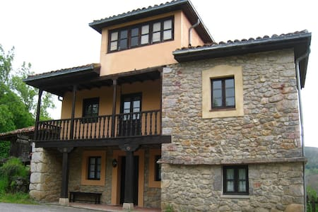 The house of the hill - Picos de Europa - Isongo - Hus
