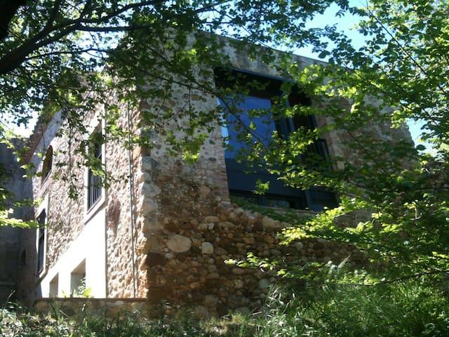 Casa con encanto en Costa Brava - Lladó - Ház