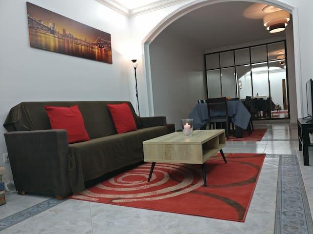 Flat-T3-Terrace-Calm-downtown VRSA - Vila Real de Santo António - อพาร์ทเมนท์