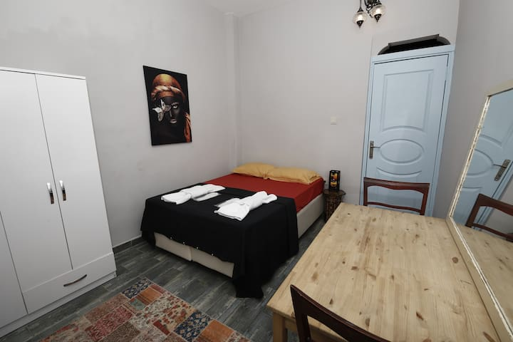 two bedroom 4 adults flat