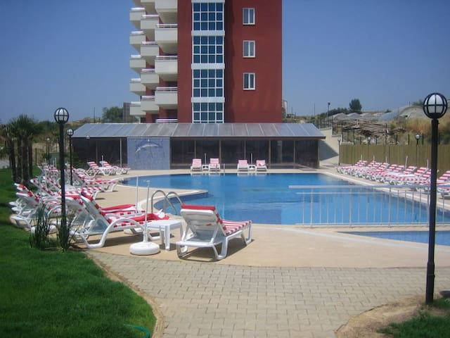 LUXE APPARTEMENT ALANYA