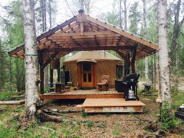 Yurt cottage - Talkeetna