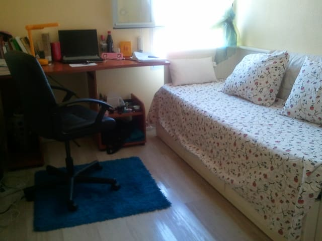 Tres Cantos Universidad ideal chica - Tres Cantos - Appartement