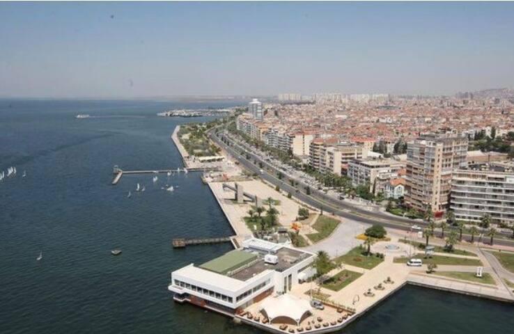 İzmir'in en güzel mahallesi