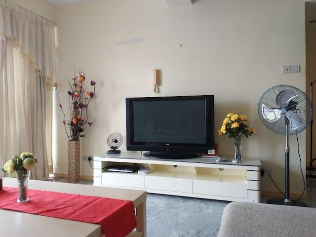 Mutiara Villa Condominium TownCentre Bukit Bintang