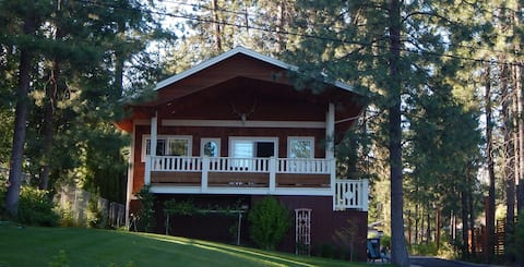 Loon Lake Guesthouse - Memories at Morgan Park